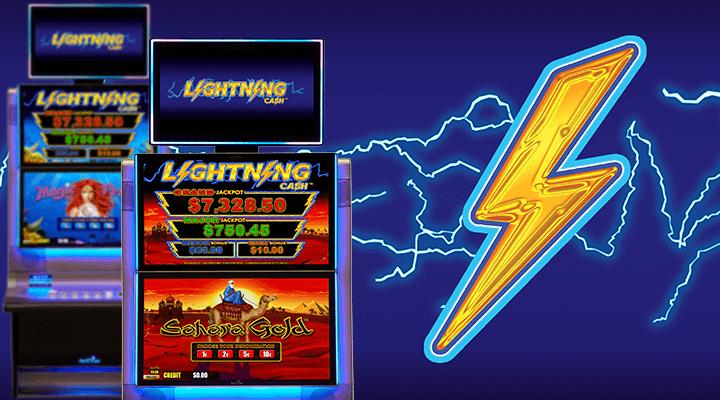 Lightning Link Pokie