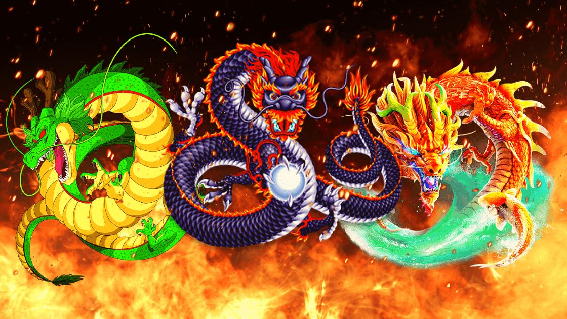 5 Dragons Slot online